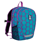 WK71119  Big Dot Aqua Comfortpack  Backpack