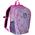 WK71310  Watercolor Ponies Pink Comfortpack Backpack