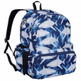 WK79700 Sharks Megapak Backpack