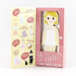FR - 36P2686  Millie Magnetic Dress Up Girl
