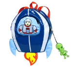 Ki-00401 Space Hero Backpack