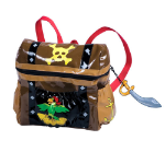 Ki-00415 Pirate Backpack