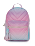 OM - MB29  Ombre Chevron Mini  Backpack