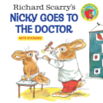 PR - 118424 Richard Scarry's Nicky Goes to the Doctor
