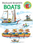 PR - 392693 Richard Scarry's Boats