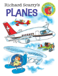 PR - 392709 Richard Scarry's Planes
