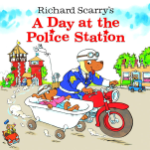 PR - 828225 Richard Scarry's A Day at the Police Station