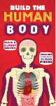 SS - 607104131 Build The Human Body Book/Puzzle