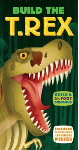 SS - 607104155 Build The T. Rex Book/Puzzle