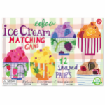 EB-MGICE Ice Cream Memory and Matching Game