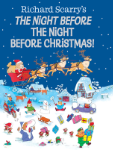 PR - 388047 Richard Scarry's The Night Before the Night Before Christmas!
