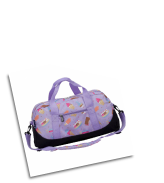 WK25707 Olive Kids Sweet Dreams Duffel Bag