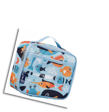 WK33603 Big Fish Lunch Box