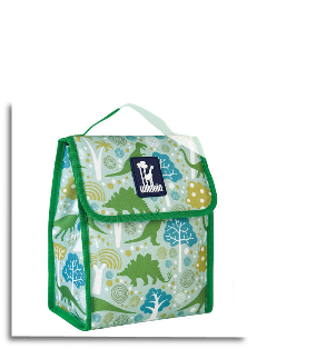 WK55313 Dinomite Dinosour Munch n Lunch Bag
