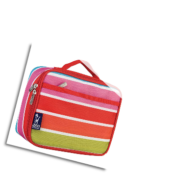 WK33314 Bright Stripes Lunch Box