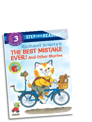 PR - 868165 Richard Scarry's The Best Mistake Ever! and Other Stories