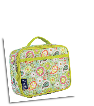 WK33312 Spring Bloom Lunch Box