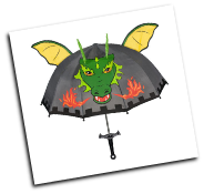 Ki-00325 Dragon Knight Umbrella