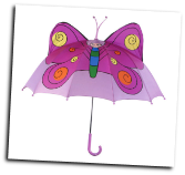 Ki-00304 Butterfly Umbrella