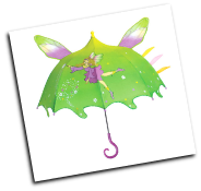 Ki-00307 Fairy Umbrella