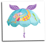 Ki-00314 Mermaid Umbrella
