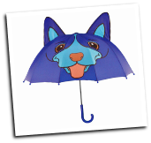 Ki-00320 Dog Umbrella