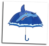 Ki-00319 Dolphin Umbrella