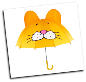 Ki-00322 Lion Umbrella