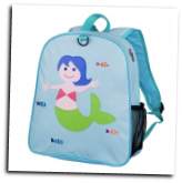 WK20633 Olive Kids Mermaid Embroidered Backpack