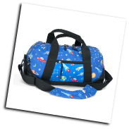 WK25077 Olive Kids Out of This World Duffel Bag