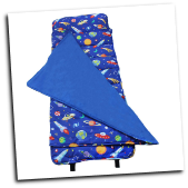 WK28077 Olive Kids Out of This World Nap Mat