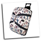 WK51025 Horse Dreams Rolling Duffle Bag