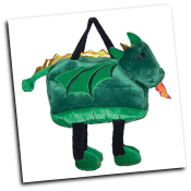 SA3570DR Dragon Magical Overnight Bag