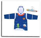 Ki-00101 Space Hero Raincoat